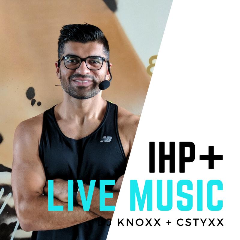 IHP+LIVE MUSIC